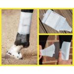 Medium Horse Bandage, pawflex, Disposable Horse Bandage, equine bandaflex, horse care, horse shop, horse product