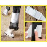 Equine BandaFlex, Disposable Horse Bandage, pawflex, horse supply near me, horse bandages