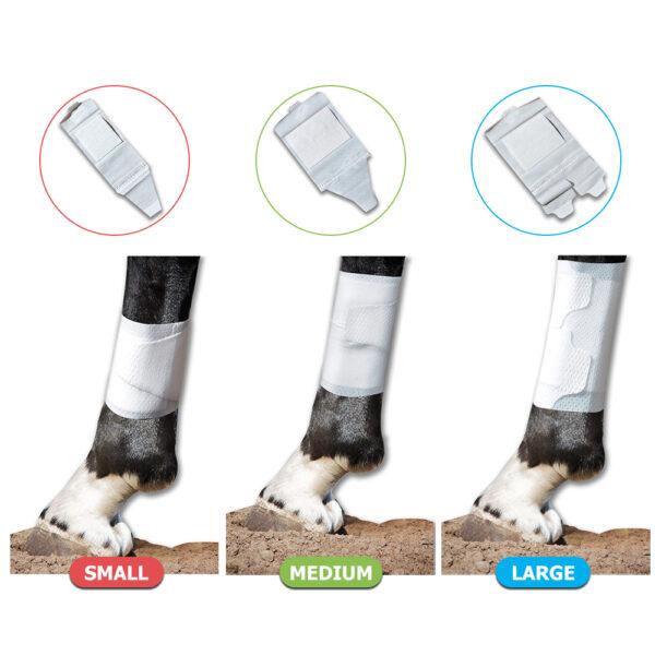 Equine BandaFlex, Horse Bandages, Variety Pack, horse bandages store, shop horse bandages, pawflex