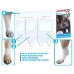 First Response Bandage, LEG Kits, pet bandages, dog bandages, pawflex, pet shop near me, paw bandages, dogs