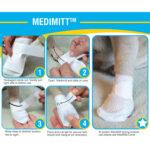 MediMitt cover, pet bandages, dog bandages, pawflex, how to use dog bandages, pet care, buy dog bandages near me