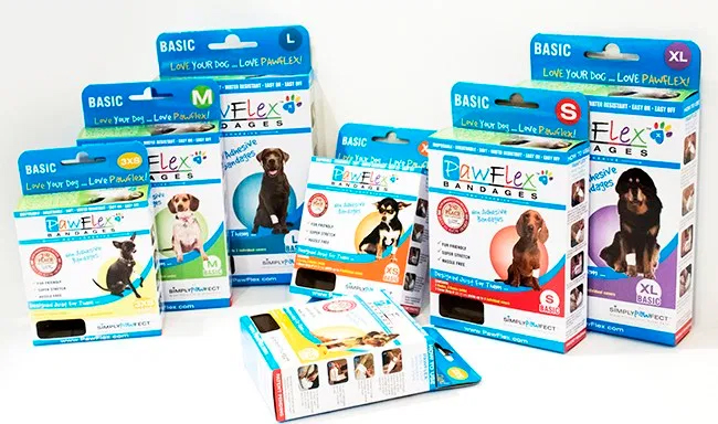 PawFlex Pet Bandages Packs
