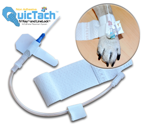 PawFlex | QuicTach IV Key & IV System for dogs