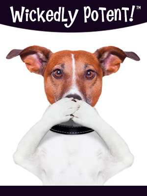 PawFlex | Wickedly Potent, Natural Remedies, Dog & Pet Mouth and Teeth Spray side